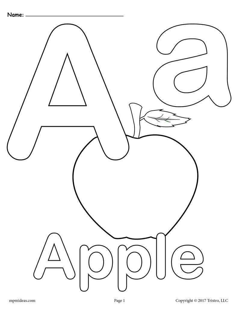 coloring pages alphabet free free printable alphabet coloring pages for kids best coloring pages free alphabet 1 1