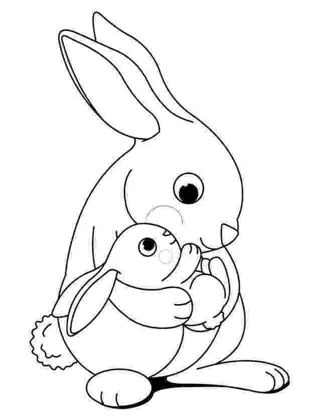 coloring pages bunnies printable free 9 bunny coloring pages in ai printable bunnies coloring pages
