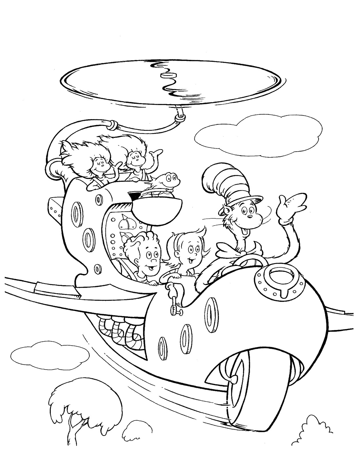 coloring pages cat in the hat fun coloring pages cat in the hat coloring pages dr seuss the hat in coloring cat pages