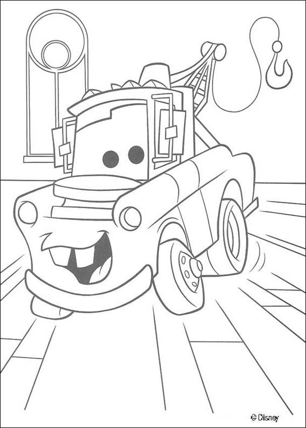 coloring pages disney cars mater chevrolet truck coloring pages hellokidscom cars pages coloring disney