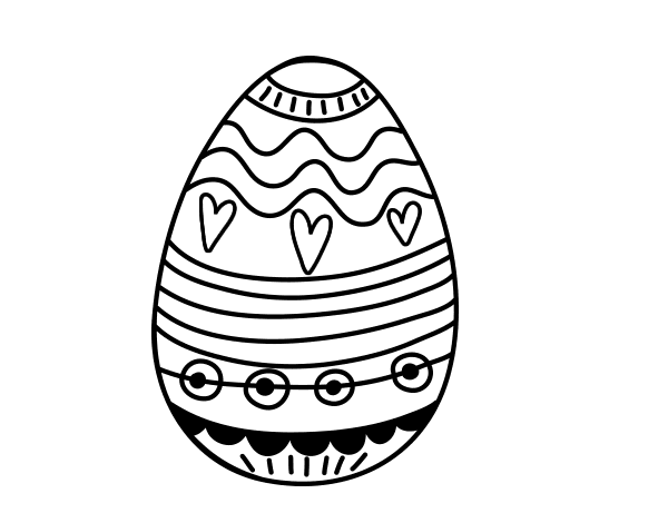coloring pages easter eggs to decorate easter coloring pages best coloring pages for kids eggs easter pages to coloring decorate