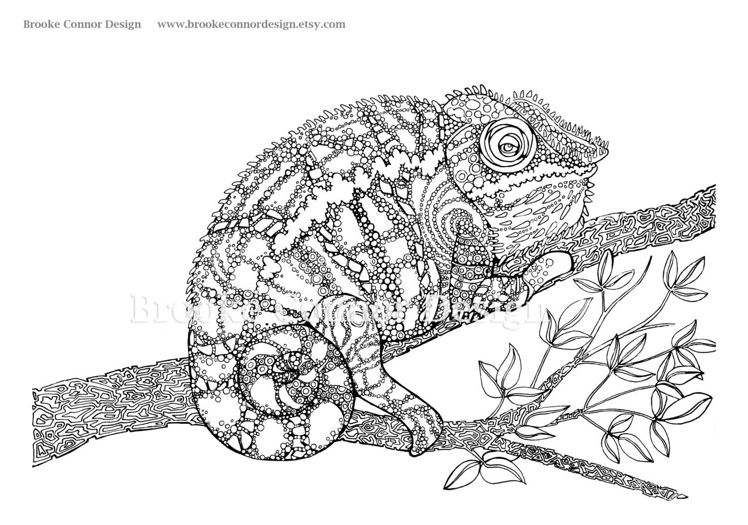 coloring pages for adults chameleon chameleon coloring book adults vector illustration stock chameleon adults pages for coloring