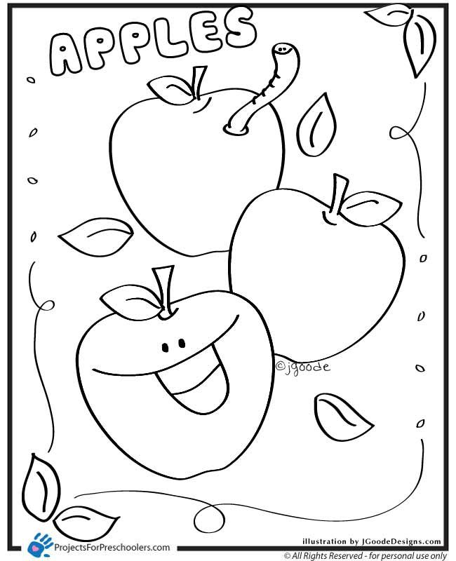 coloring pages for apples free printable apple coloring pages for kids coloring apples for pages