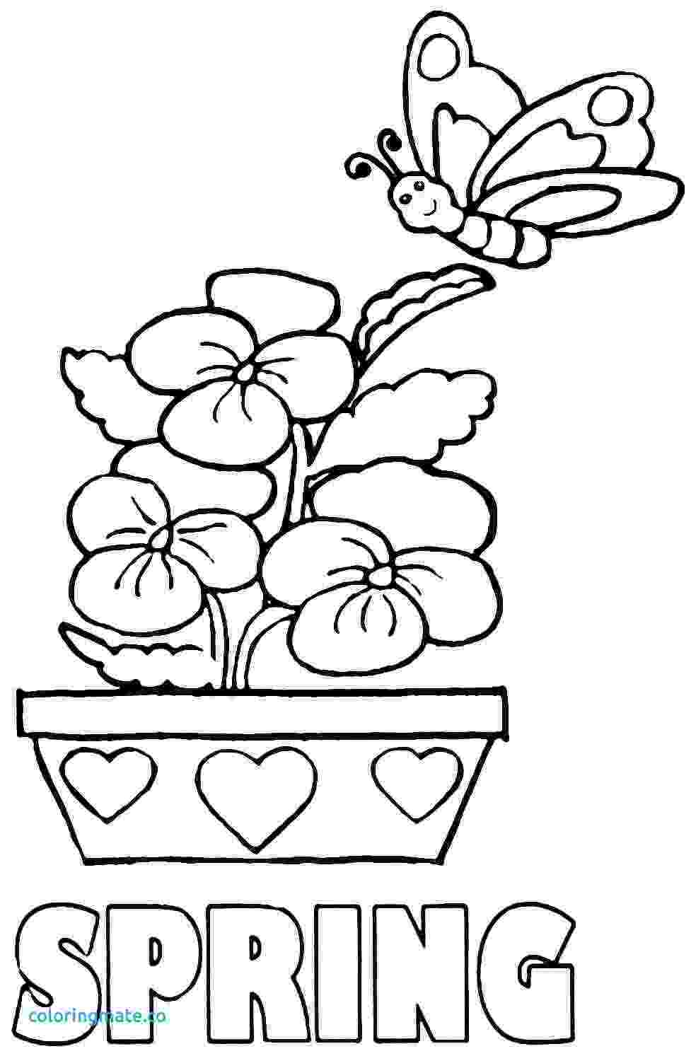 coloring pages for spring 14 places to find free printable spring coloring pages for pages spring coloring