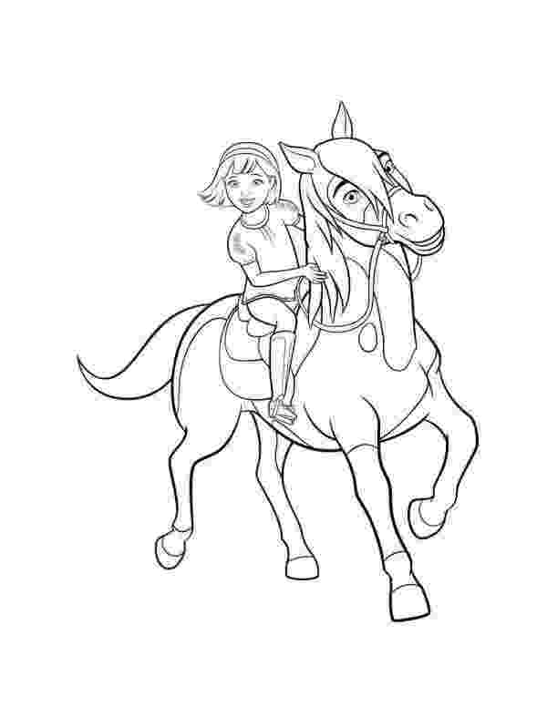 coloring pages free spirit coloring page spirit riding free abigail boomerang 2 in coloring pages spirit free