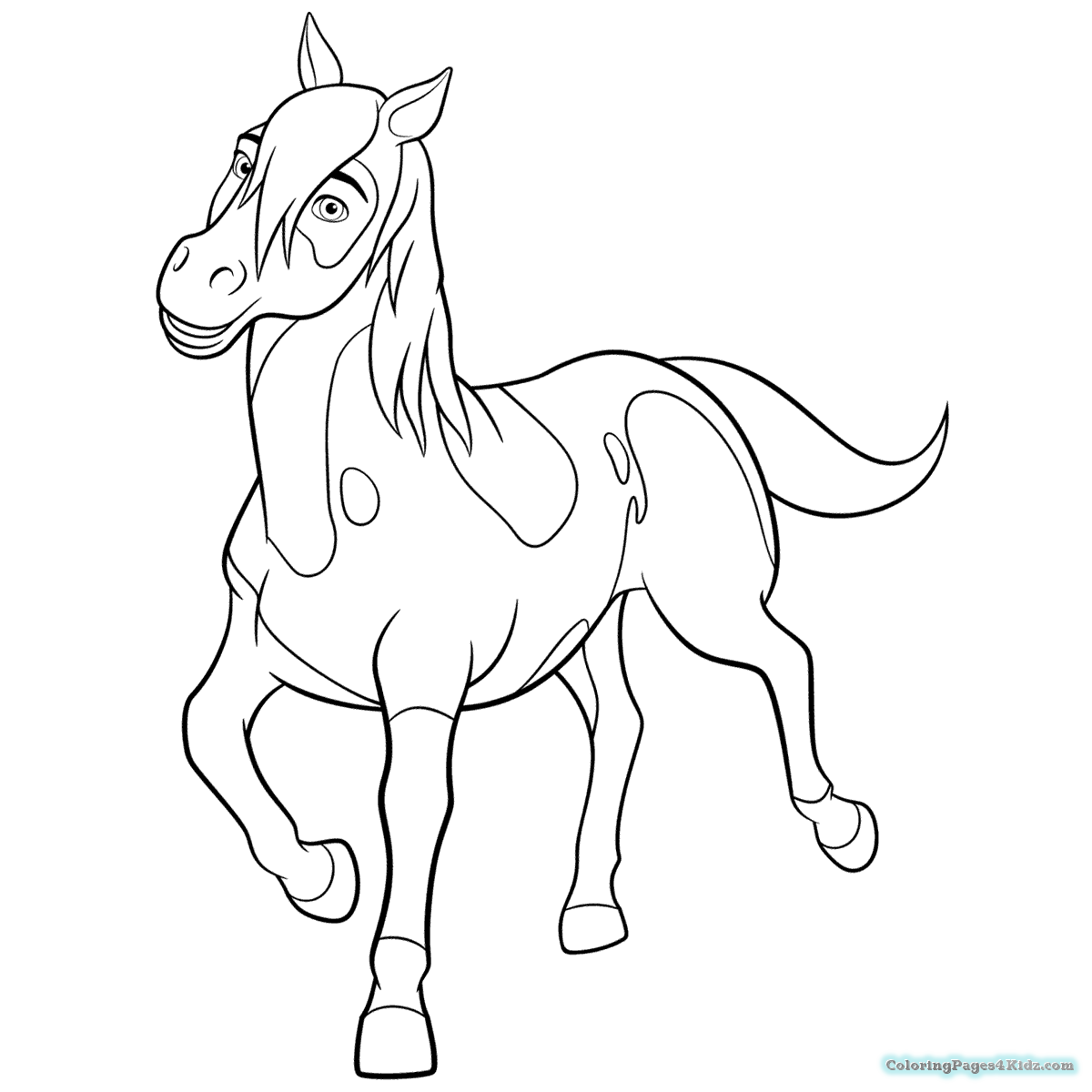 coloring pages free spirit spirit riding free spirit and lucky coloring page books spirit coloring free pages