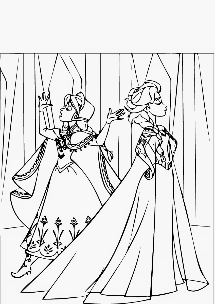 coloring pages frozen coloring page world frozen portrait coloring pages frozen 1 1