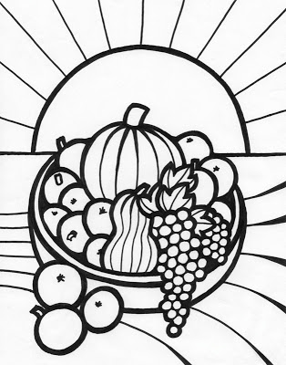 coloring pages fruit coloring pages for kids fruit basket coloring pages fruit coloring pages
