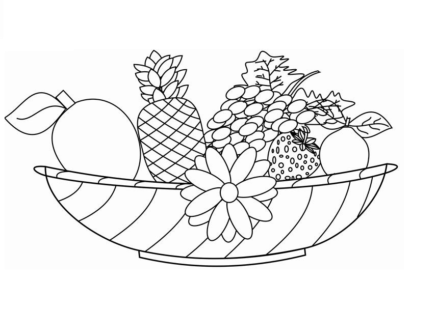 coloring pages fruit printable summer coloring pages pages fruit coloring