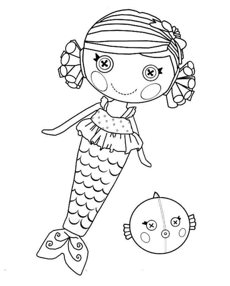 coloring pages lalaloopsy dolls lalaloopsy coloring page free printable coloring pages dolls lalaloopsy pages coloring