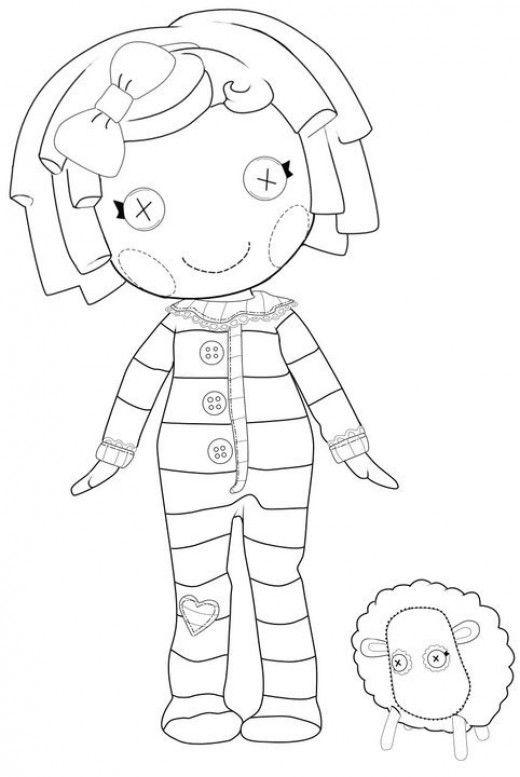 coloring pages lalaloopsy dolls lalaloopsy coloring pages art pinterest disney dolls coloring lalaloopsy pages
