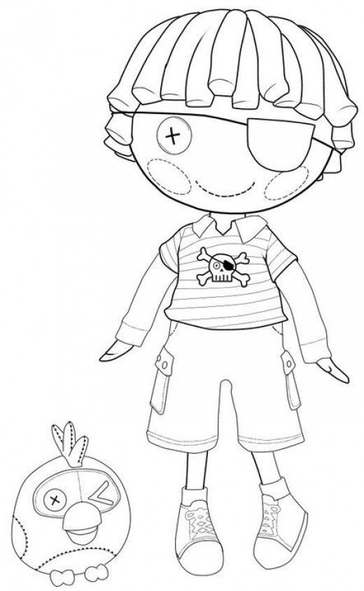 coloring pages lalaloopsy dolls lalaloopsy coloring pages for girls to print for free pages dolls lalaloopsy coloring