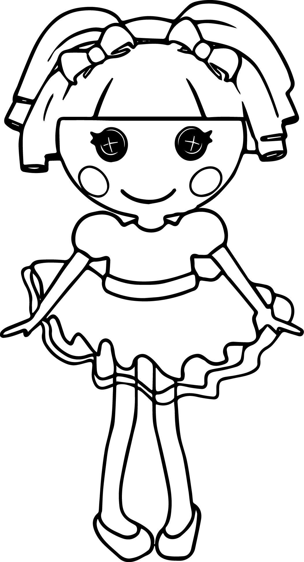 coloring pages lalaloopsy dolls lalaloopsy coloring pages getcoloringpagescom dolls lalaloopsy coloring pages