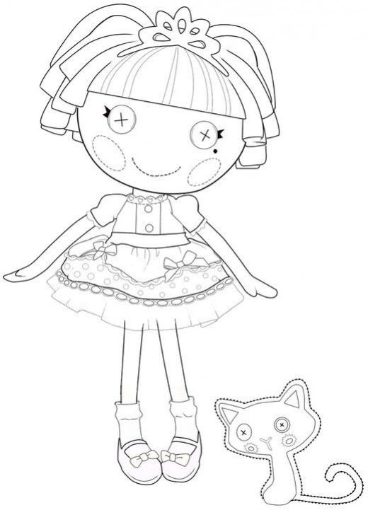 coloring pages lalaloopsy dolls the best lalaloopsy dolls coloring pages cool coloring dolls pages coloring lalaloopsy