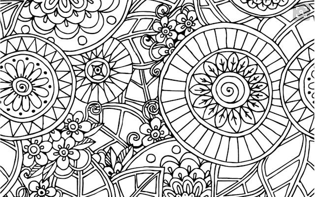 coloring pages mandalas relieve daily stresses with beautiful free mandala mandalas coloring pages