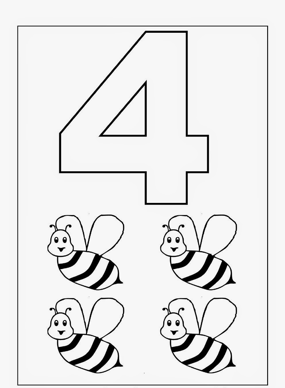 coloring pages numbers color by number coloring page free printable my mommy style coloring numbers pages