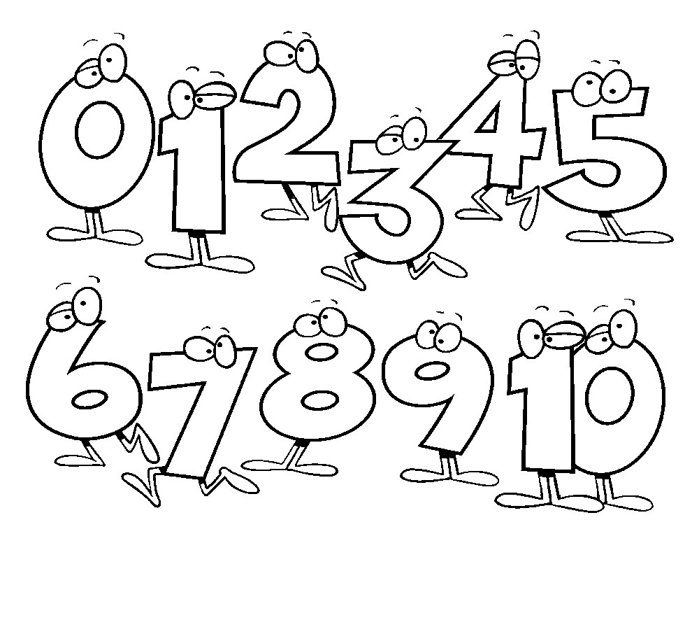 coloring pages numbers free printable color by number coloring pages best coloring numbers pages