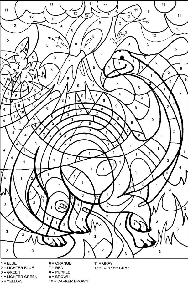 coloring pages numbers free printable color by number coloring pages best numbers coloring pages