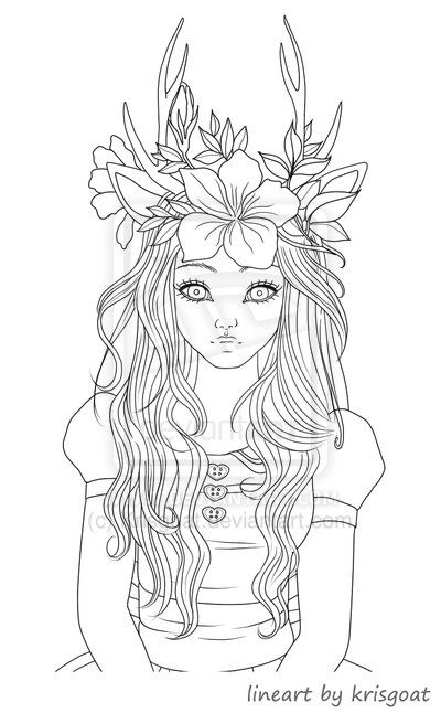 coloring pages of a girl fashionable girls coloring pages 7 colouring mania girl a pages of coloring