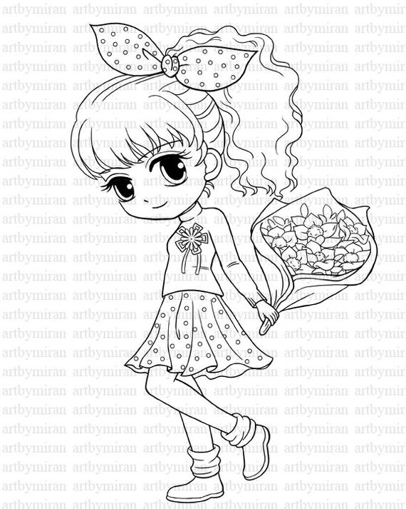 coloring pages of a girl groovy girls coloring pages free for kids girl a pages coloring of