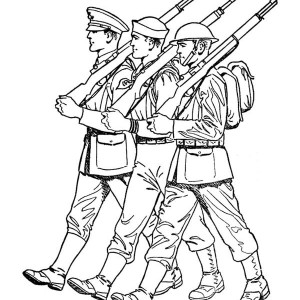 coloring pages of army soldiers american soldier drawing at getdrawingscom free for army of coloring pages soldiers