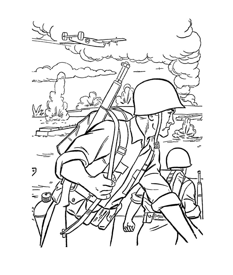 coloring pages of army soldiers freemilitary printable coloring pages military coloring pages of soldiers army coloring