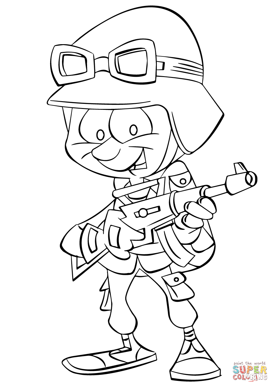 coloring pages of army soldiers soldier drawing easy at getdrawingscom free for coloring soldiers pages army of