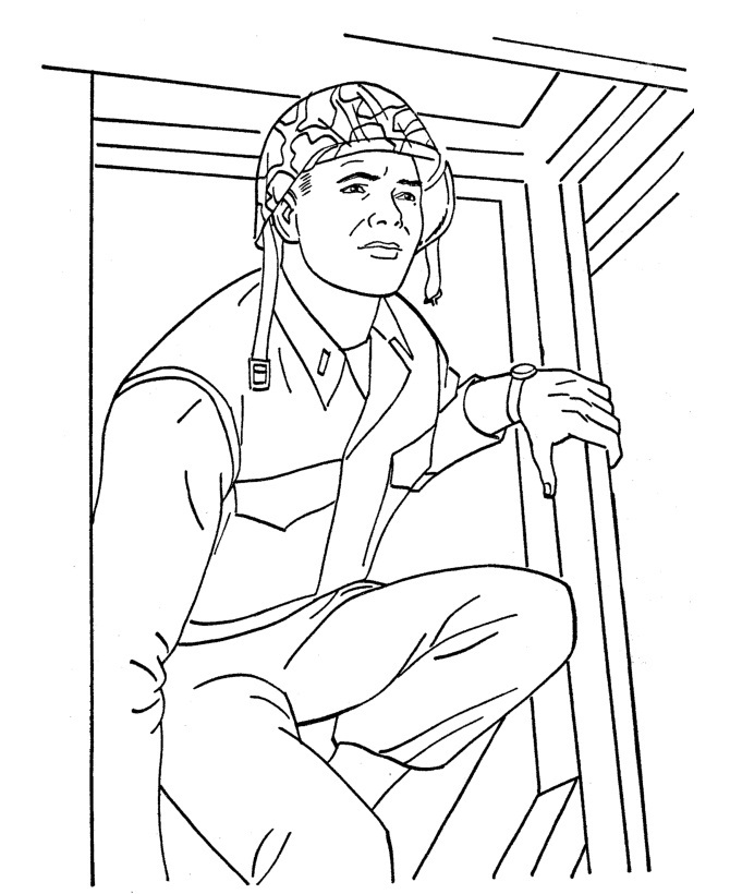 coloring pages of army soldiers ww2 soldier drawing at getdrawings free download pages soldiers of coloring army