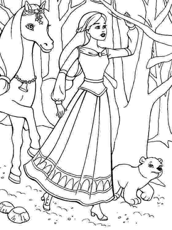 coloring pages of barbie kids page barbie coloring pages for childrens of pages barbie coloring