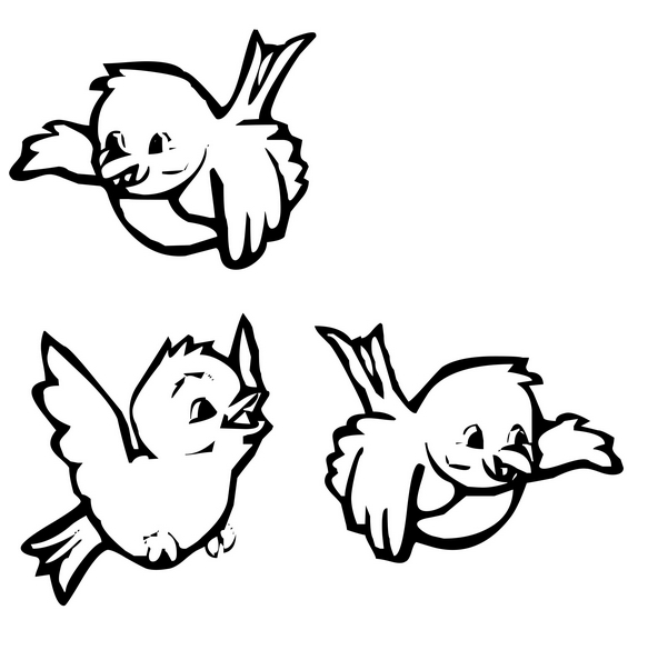 coloring pages of birds flying flying birds coloring pages hellokidscom of birds coloring pages flying