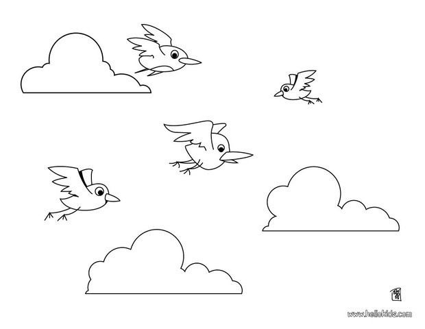 coloring pages of birds flying free flying bird coloring pages gtgt disney coloring pages coloring flying birds of pages