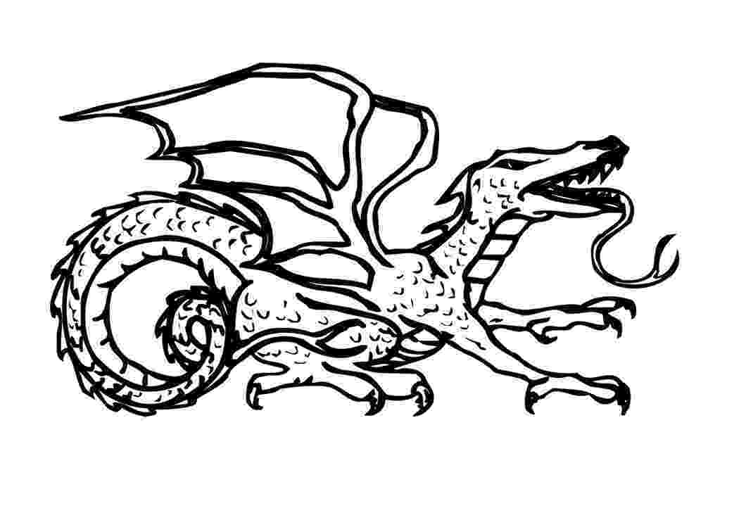 coloring pages of dragons dragon coloring pages getcoloringpagescom dragons of pages coloring