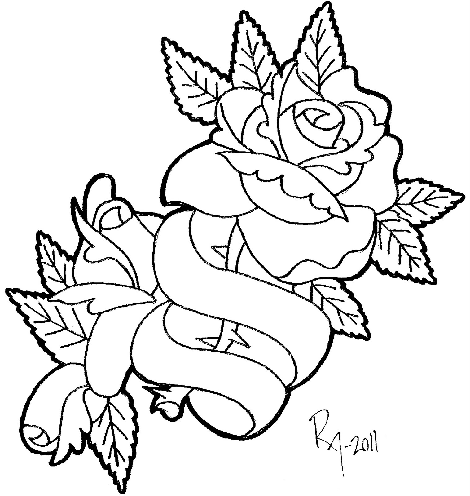 coloring pages of hearts with roses skull and roses coloring pages at getcoloringscom free roses coloring hearts of with pages