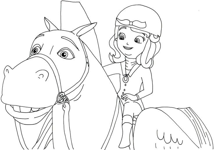 coloring pages of princess sofia sofia the first coloring pages getcoloringpagescom sofia coloring princess of pages