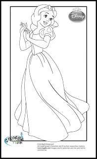 coloring pages of princesses disney princess coloring pages free printable of coloring princesses pages 1 1