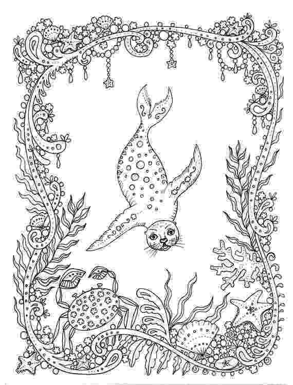coloring pages of seals seals pictures pics images and photos for your tattoo of coloring seals pages