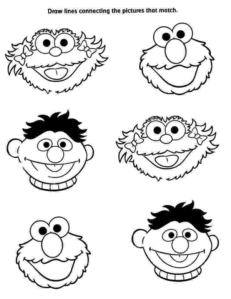 coloring pages of sesame street characters free printable sesame street coloring pages for kids sesame characters pages of coloring street