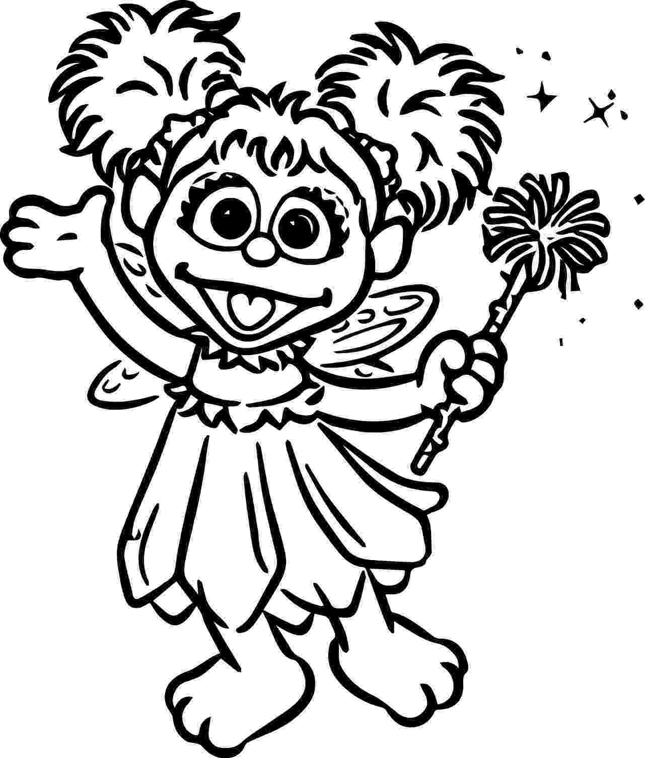 coloring pages of sesame street characters picture of sesame street coloring page color luna sesame street characters coloring of pages