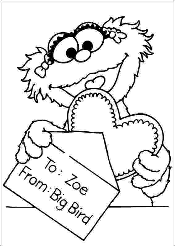coloring pages of sesame street characters sesame charaters colouring pages street pages of coloring sesame characters