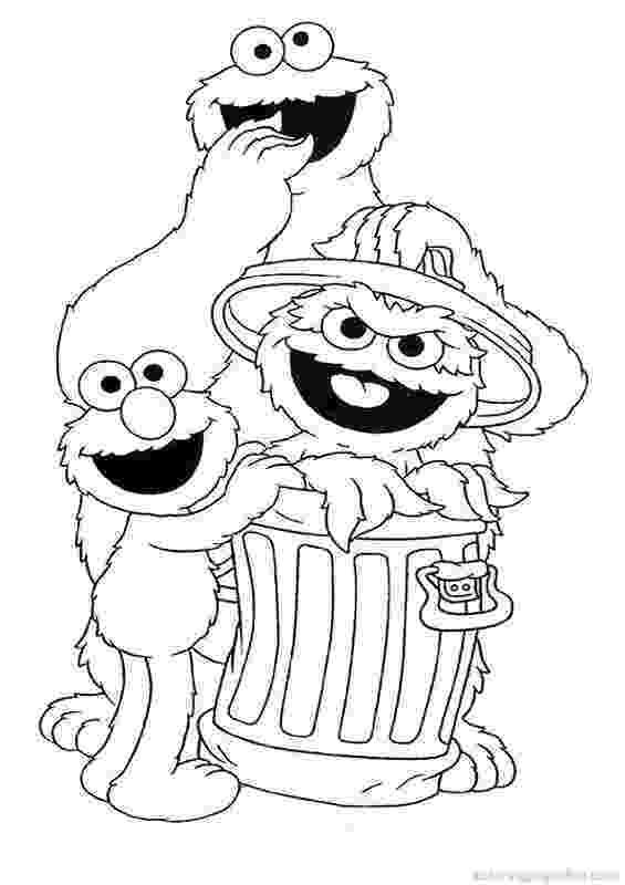 coloring pages of sesame street characters sesame street character face coloring page characters coloring of street pages sesame