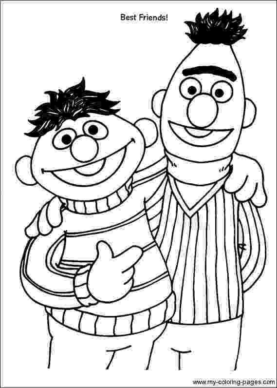 coloring pages of sesame street characters sesame street characters coloring pages at getcolorings characters street coloring of sesame pages