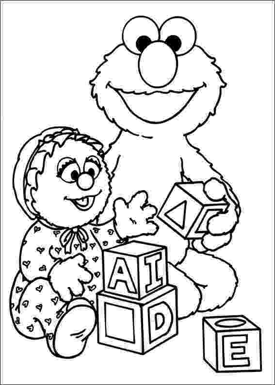 coloring pages of sesame street characters sesame street characters pictures to print coloring characters sesame of pages street