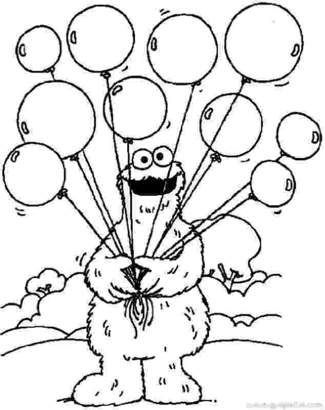 coloring pages of sesame street characters sesame street color page coloring pages for kids of pages sesame street characters coloring