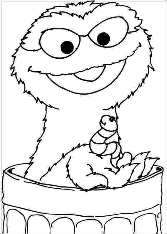 coloring pages of sesame street characters sesame street coloring pages 360coloringpages of street sesame coloring characters pages