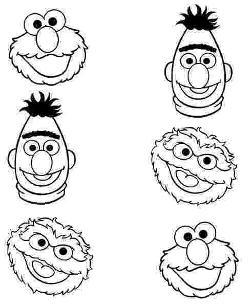 coloring pages of sesame street characters sesame street coloring pages 45 sesame street coloring street sesame characters coloring of pages