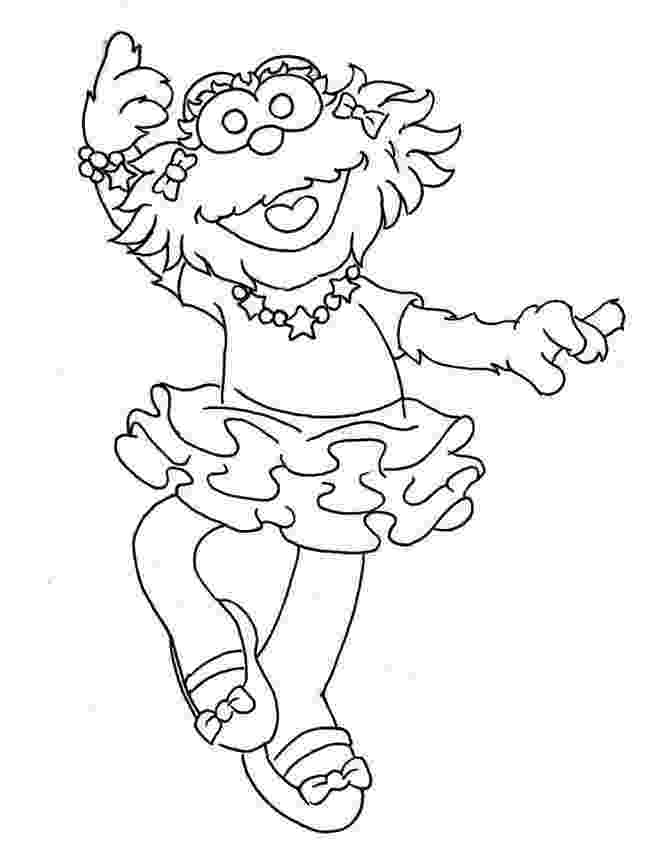 coloring pages of sesame street characters sesame street drawing at getdrawingscom free for coloring characters street sesame pages of