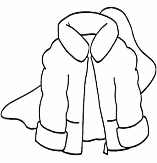 coloring pages of winter coats 20 best winter coloring page images on pinterest pages coats of coloring winter