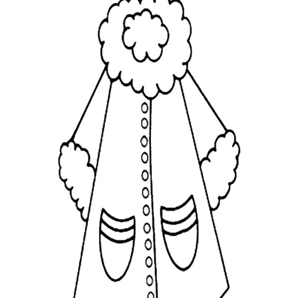 coloring pages of winter coats coat for women in winter season coloring page coloring sky coloring of coats winter pages