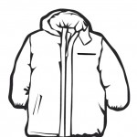 coloring pages of winter coats winter clothes coloring pages 6 glamorous page awesome winter of coloring pages coats