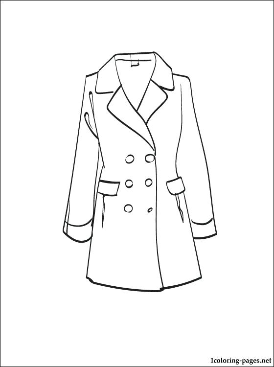 coloring pages of winter coats winter coat coloring page at getcoloringscom free of coats winter pages coloring